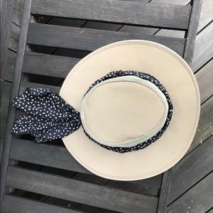 Barmah canvas drover hat